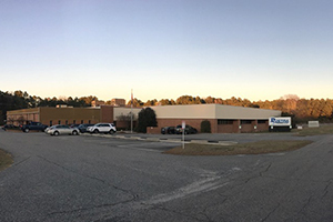 Sonnax North Carolina Location