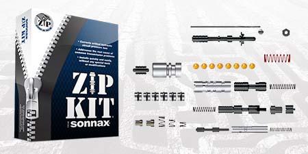 6L45, 6L50, 6L80, 6L90 Zip Kit