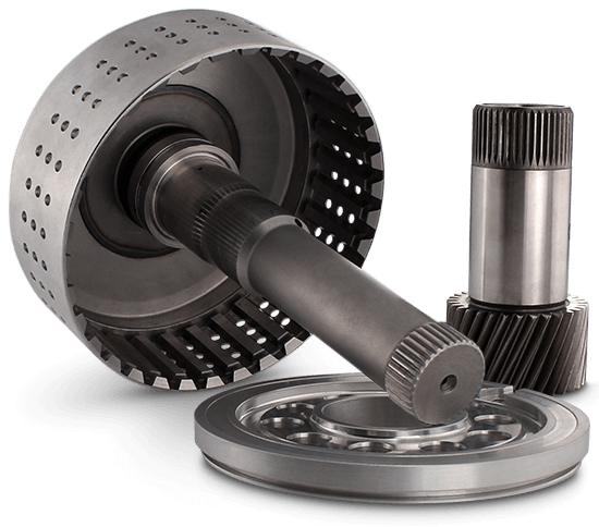 SMART-TECH® Direct Clutch Drum & Shaft Kit