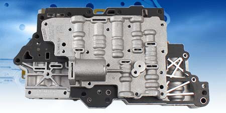 6T70/75 Reman Valve Body (Fits '09-later units with 1.83 ratio 3-5-R clutch regulator valve)