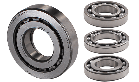 Jatco/Nissan JF011E (RE0F10A) Bearings