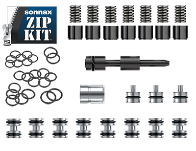 Transmission Parts - #1 Choice of Repair and Performance Shops | Sonnax