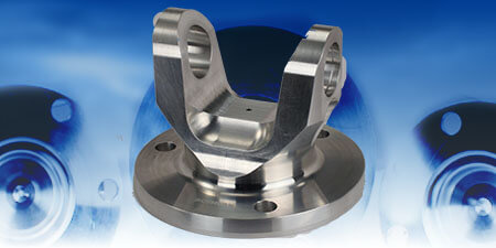 Adapter Flange Yokes