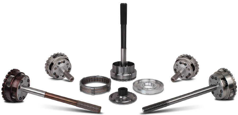 Powerglide Shafts and Gear Assemblies